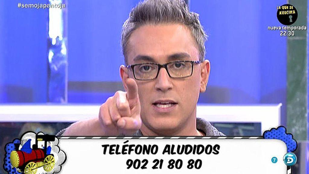 """Kiko Hernández: """"He ganado el juicio contra Saray, la hija de Jose A. Abellán"""""""