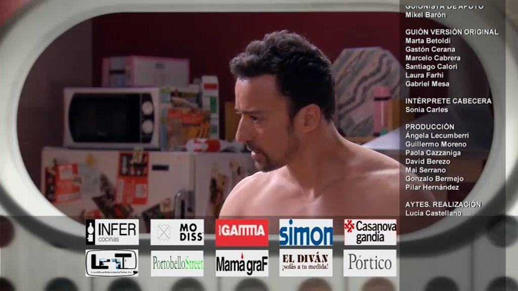 Pablo Puyol se incorporará a 'Ciega a citas', en el próximo capítulo