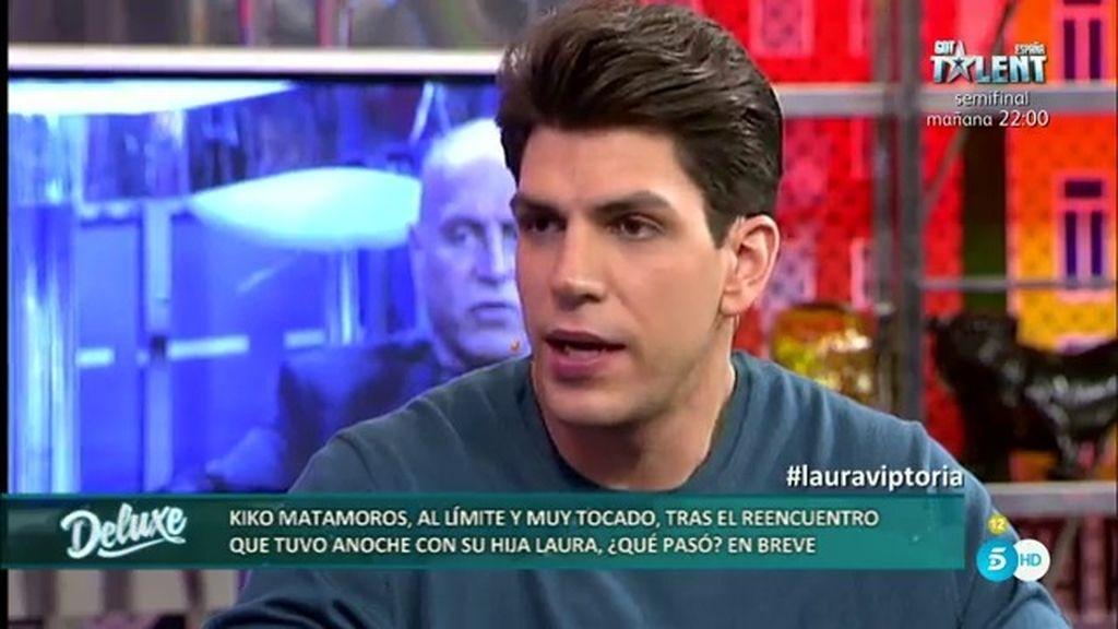 """Diego Matamoros: """"El peor momento de mi familia está por llegar"""""""