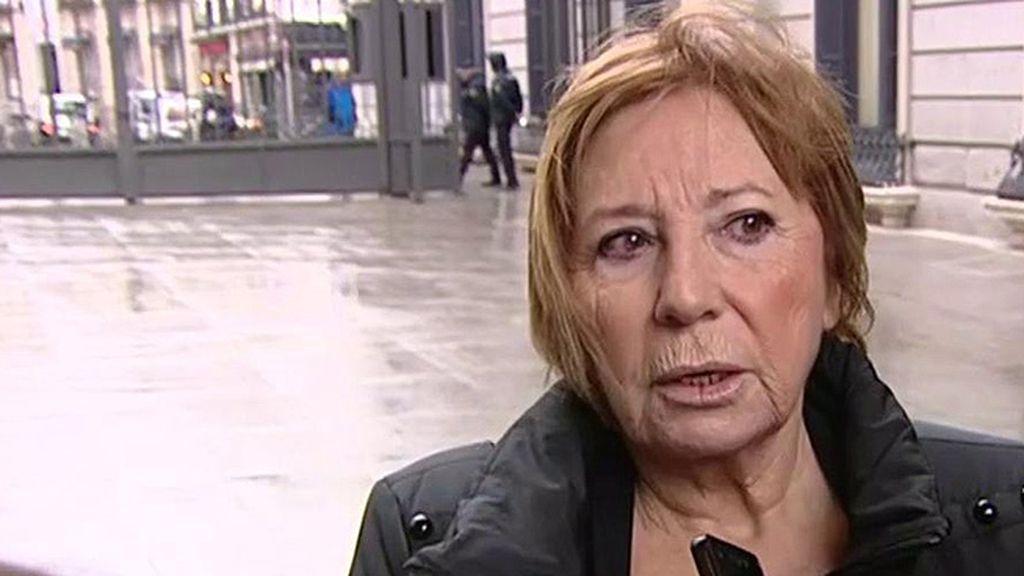 """Celia Villalobos: """"Tendremos que hacer una reflexión entre todos"""""""