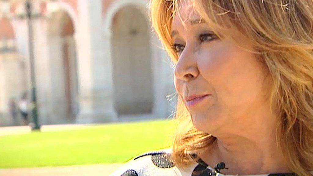 Mila Ximénez habla de los hombres de su vida con su coach, Cristina Soria