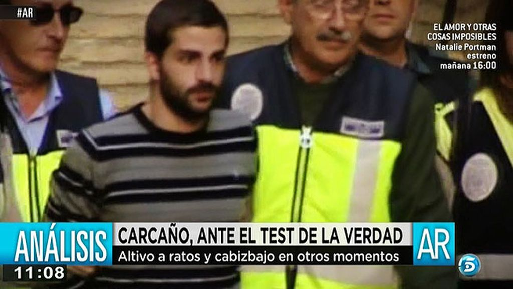 Miguel Carcaño acelera el paso al ver a la prensa