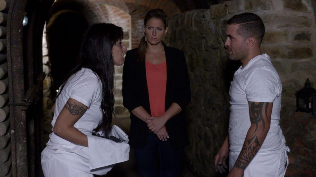 Pilar Cebrián pide a la pareja que dejen los reproches y quejas en una mina