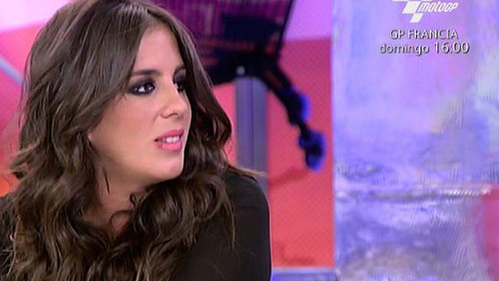 """Anabel Pantoja, sobre Chabelita: """"Su madre no le ha presionado"""""""
