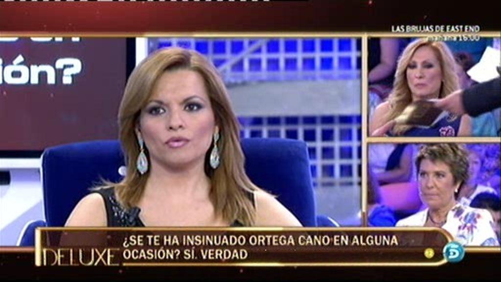 El polideluxe confirma que Ortega Cano se ha insinuado en alguna ocasión a Mayte