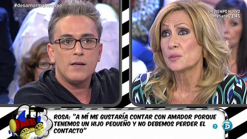 """Kiko Hernández, a Rosa Benito: """"Amador te culpa de tener prensa en su casa"""""""