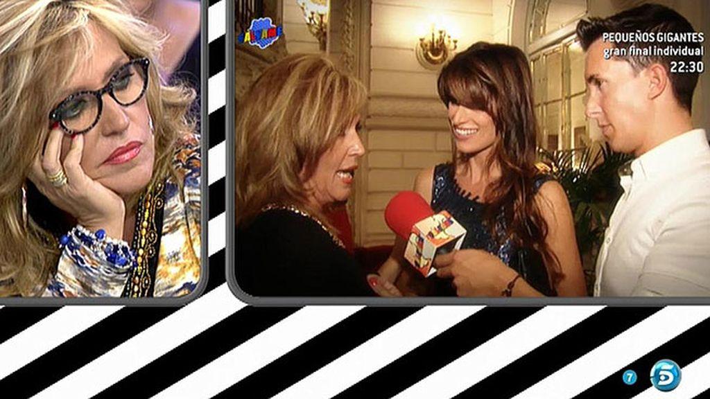 Sonia Ferrer y Lydia Lozano, sin rencores