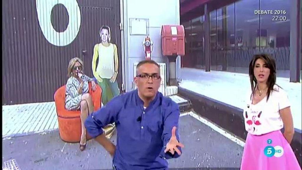 """Kiko H.: """"Chabelita quiere bautizar a Albertito y se lo está comentado a Alberto Isla"""""""