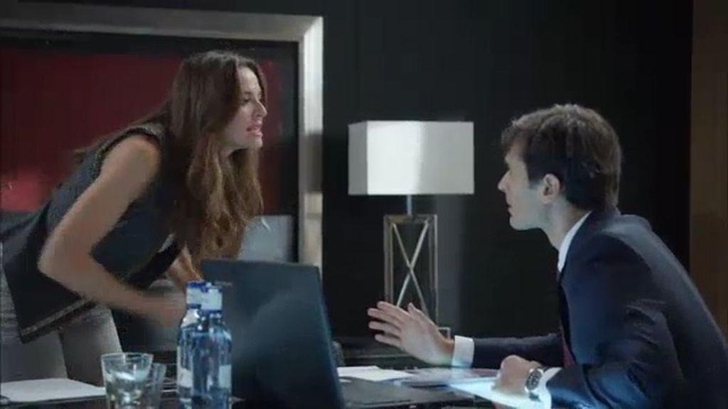"""Clara, a Cristóbal: """"¿Qué parte no has entendido de que no conteste tus llamadas?"""""""
