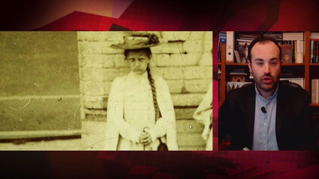 Misterio 4.0: La misteriosa niña que nunca sonríe en las fotos en Siberia