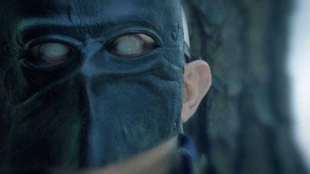 Ichabod descubre la verdadera identidad del jinete sin cabeza