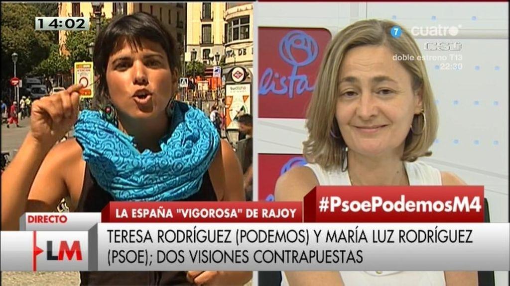 ¿Qué puede ofrecer PSOE que no ofrece Podemos y viceversa?