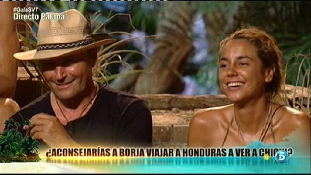 """Viviana, sobre Amador Mohedano: """"A mí me gustan los hombres mayores"""""""