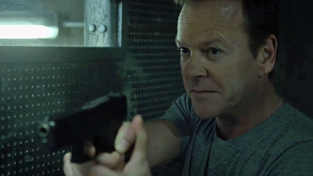 """Jack Bauer: """"Sabes quién soy, activa la alarma y te vuelo la cabeza"""""""