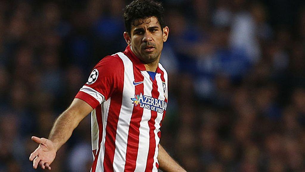 Diego Costa jugará la final de la Champions salvo que se rompa en el entrenamiento