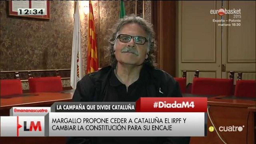 """Joan Tardá: """"Si queremos un nuevo estado es para construir una sociedad más justa y una democracia de calidad"""""""