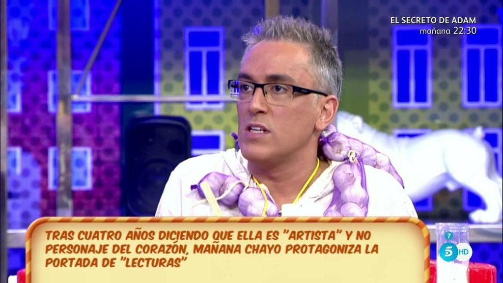 """Kiko H. a Chayo Mohedano: """"¿Para qué era el dinero que le pediste a Belén Esteban?"""""""