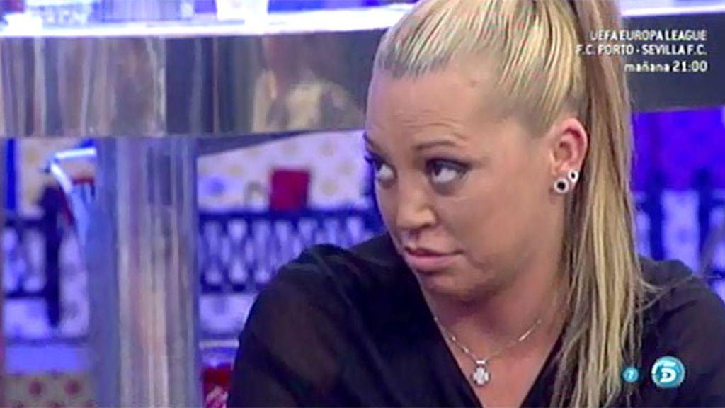 """Belén: """"Yo quiero mi dinero y punto, la di 12.000 euros y ella me va a dar a mí 12.000"""""""