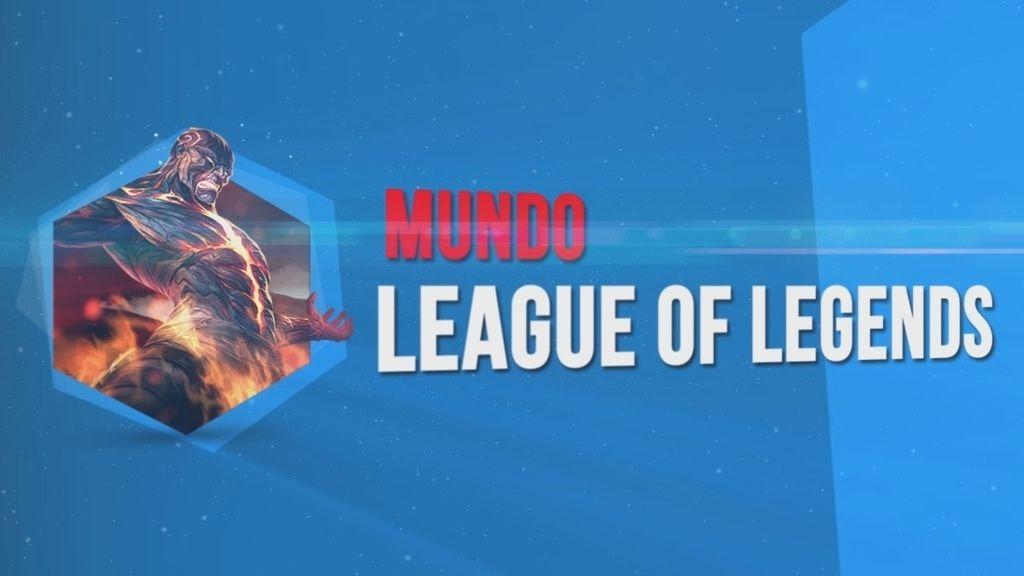 Descubre el mundo del videojuego League of Legends en Gamergy