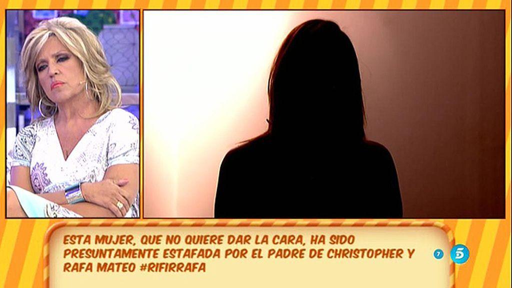"""Ana: """"El padre de Christopher y Rafa Mateo ha hecho un fraude"""""""