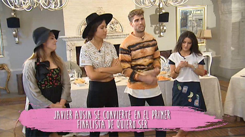 Javier, finalista de 'Quiero ser'