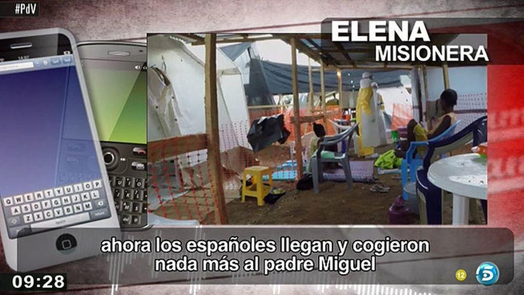 """Hermana Elena, religiosa que cuidó a Miguel Pajares: """"Los españoles se lo han llevado y las que le cuidamos no les importan"""""""