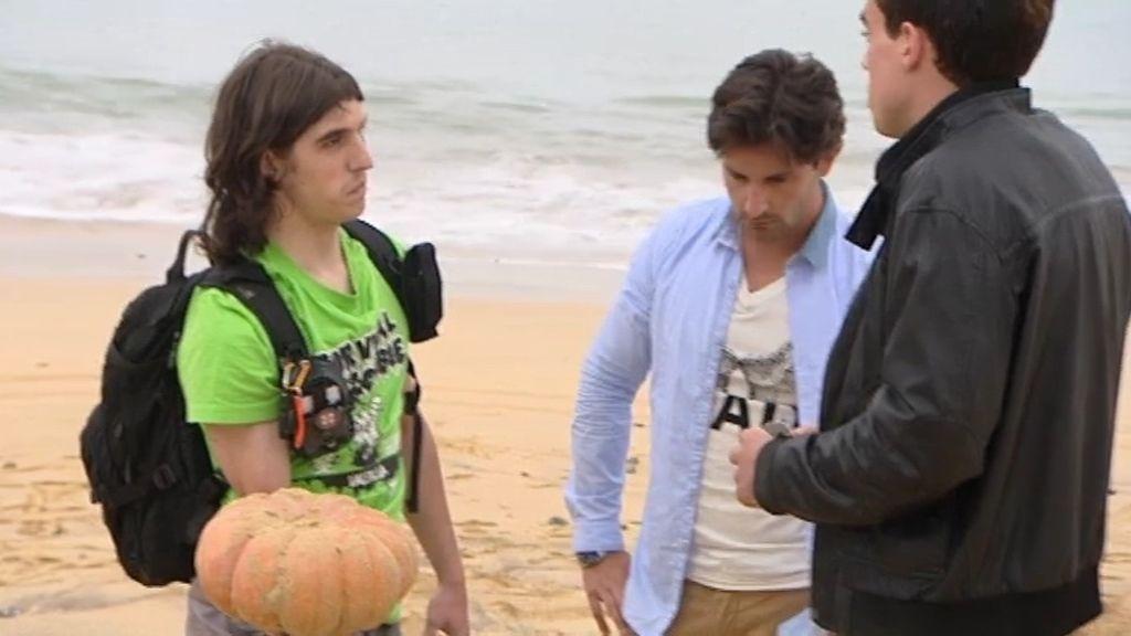 Mateo expulsa a Ciervo sin el consentimiento de la princesa Laura