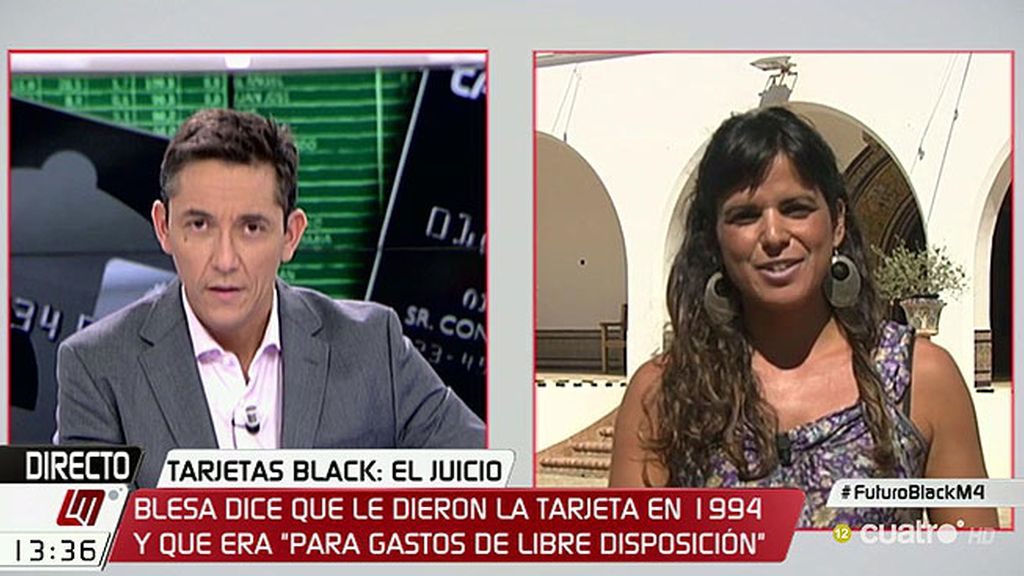 """Teresa Rodríguez, de Susana Díaz: """"Andalucía ha exportado el gazpacho y el flamenco, no todo podía ser bueno"""""""