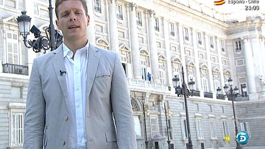 Madrid se prepara para la proclamación del Felipe VI