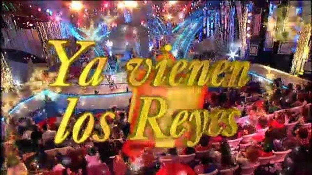 'Ya vienen los Reyes' (Parte 1)