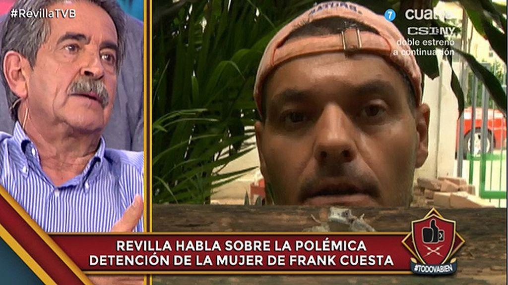"""Miguel Ángel Revilla: """"Apoyo a Frank de la jungla y creo lo que dice su mujer"""""""