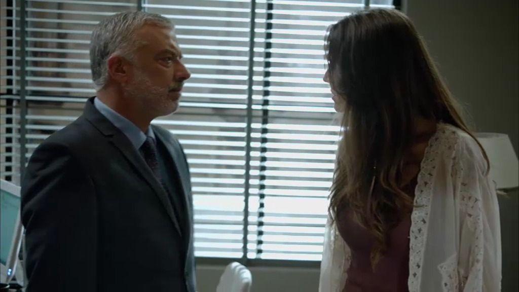 """Bornay, a su hija Clara: """"Cristóbal es alguien que no te conviene"""""""