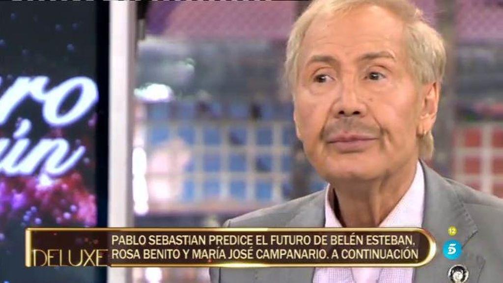 Pablo Sebastián acusa a José Manuel Parada de conseguir que le veten en televisión
