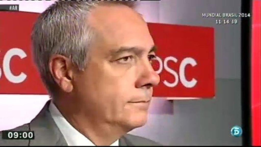 Pere Navarro presenta su dimisión