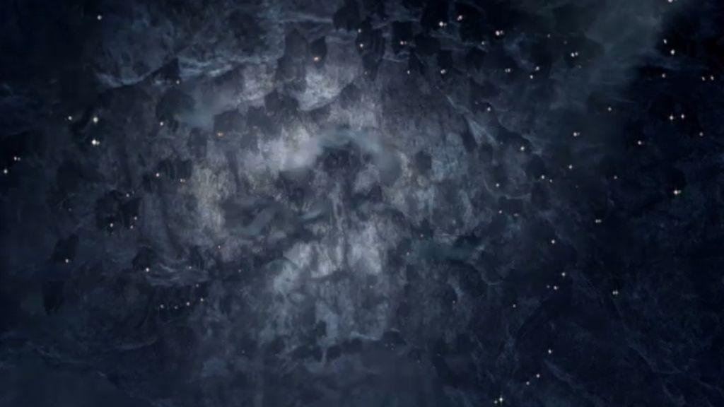 La expedición, atacada por cientos de murciélagos en una cueva