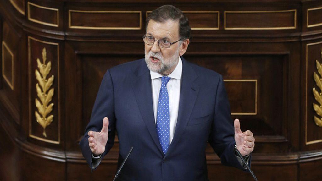 """Rajoy: """"España necesita un Gobierno eficaz con urgencia y no existe alternativa viable"""""""