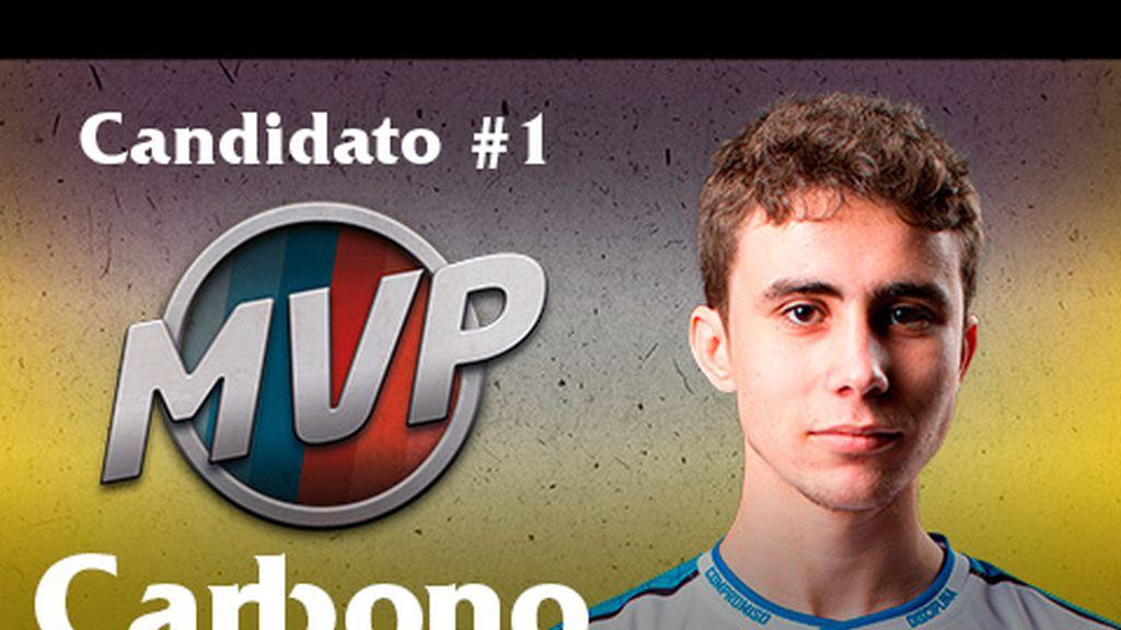Carbono para MVP (Jornada 9)