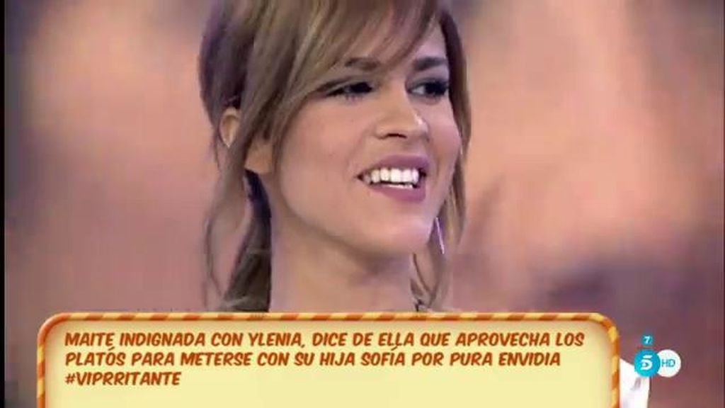 "Ylenia, de Maite tras su desencuentro: ""A todos nos pareces un ser despreciable"""
