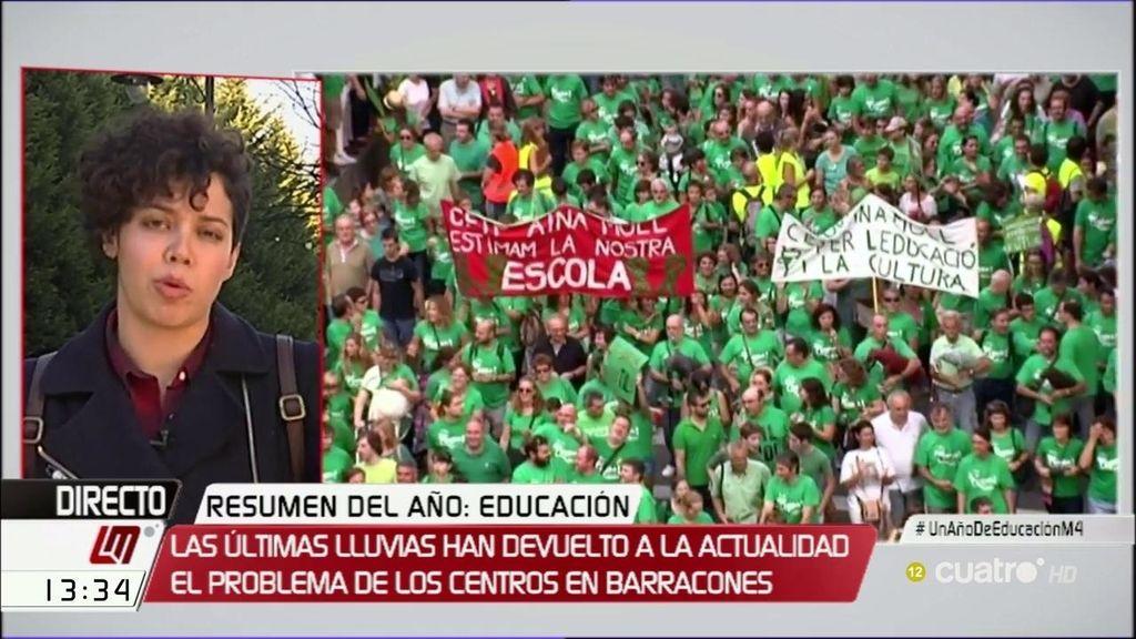 """Ana García, sindicato de estudiantes: """"La movilización es el único camino"""""""