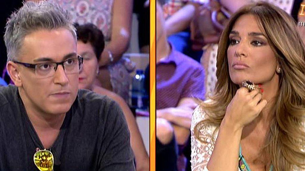 """Raquel Bollo confirma: """"Hace dos días que Alejandro Albalá no está en casa de Isa"""""""