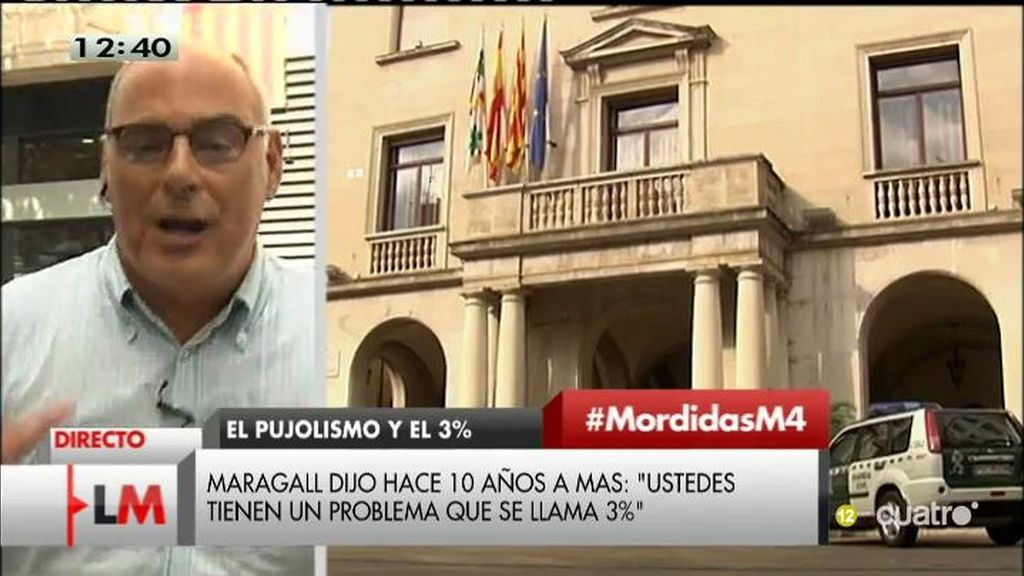 """Jaume Reixach: """"El control de la Generalitat a los medios de comunicación es pornográfico"""""""