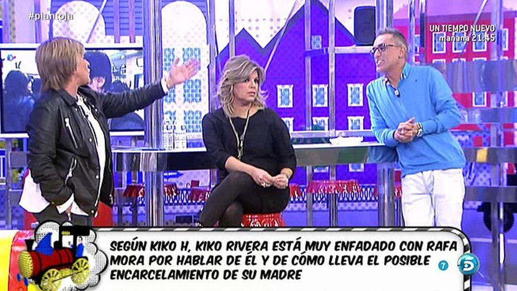 Chelo desmiente que Isabel Pantoja haya decidido en que prisión ingresará