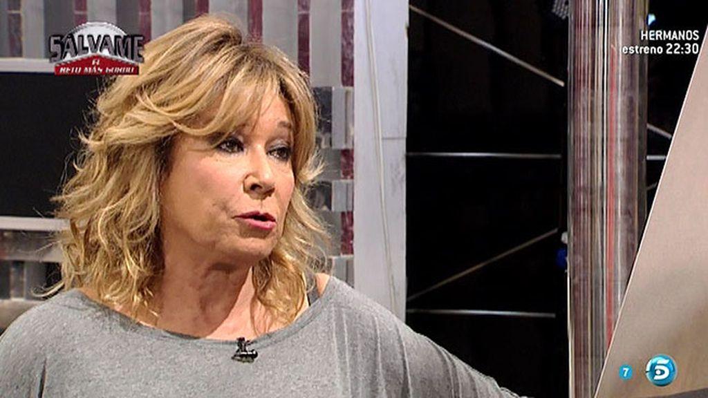 """Mila Ximénez: """"Raúl Prieto me creó para la televisión, sabe todo de mi vida personal"""""""