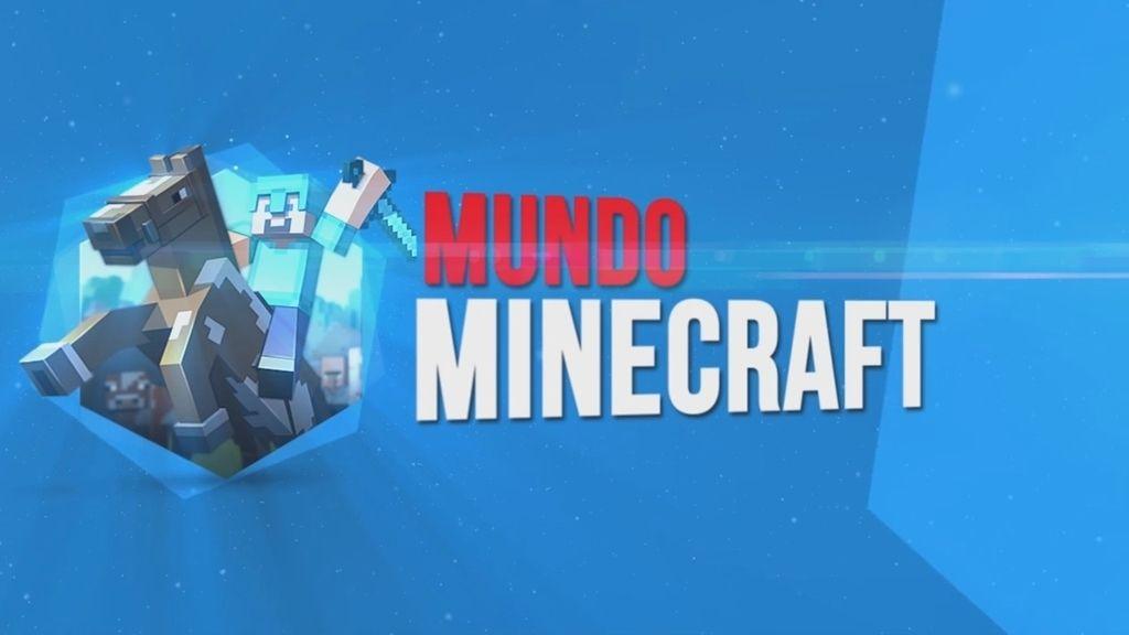 No te pierdas los bloques del Mundo Minecraft en el evento Gamergy