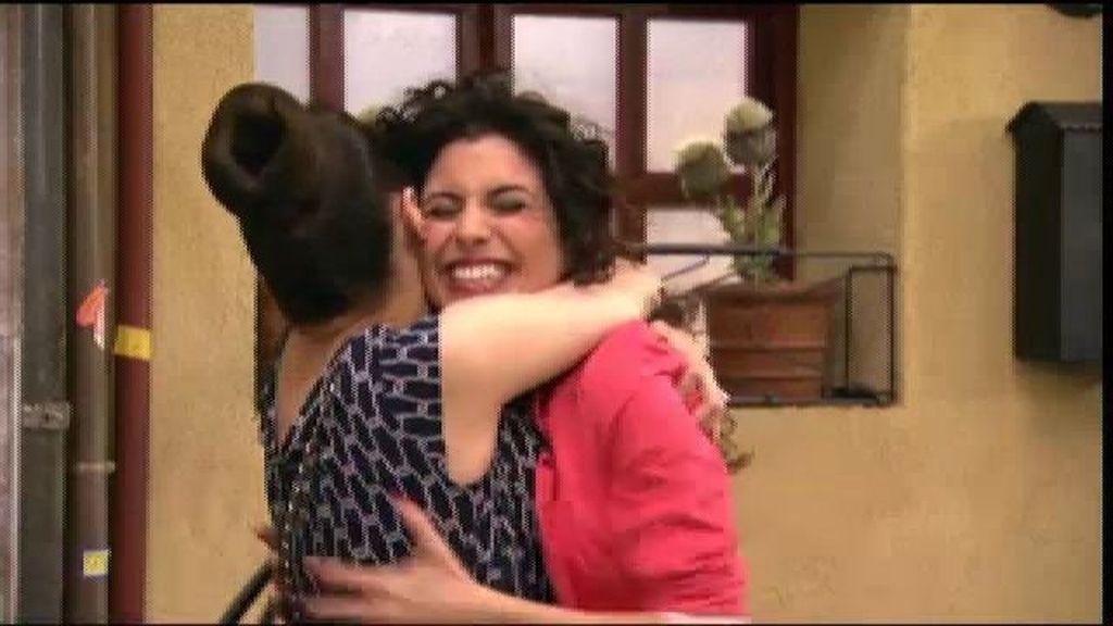Soraya cambia a Chema por Simón