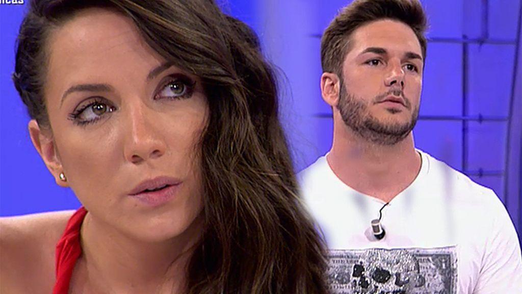 """Adrián: """"Le dije a Samira que la quería, pero que no era el momento de estar juntos"""""""