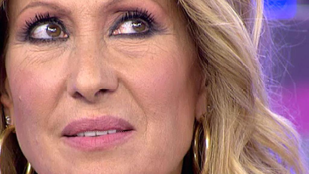 """Rosa: """"Amador sacó 190.000€ para pagar los impuestos de lo de su hermana"""""""