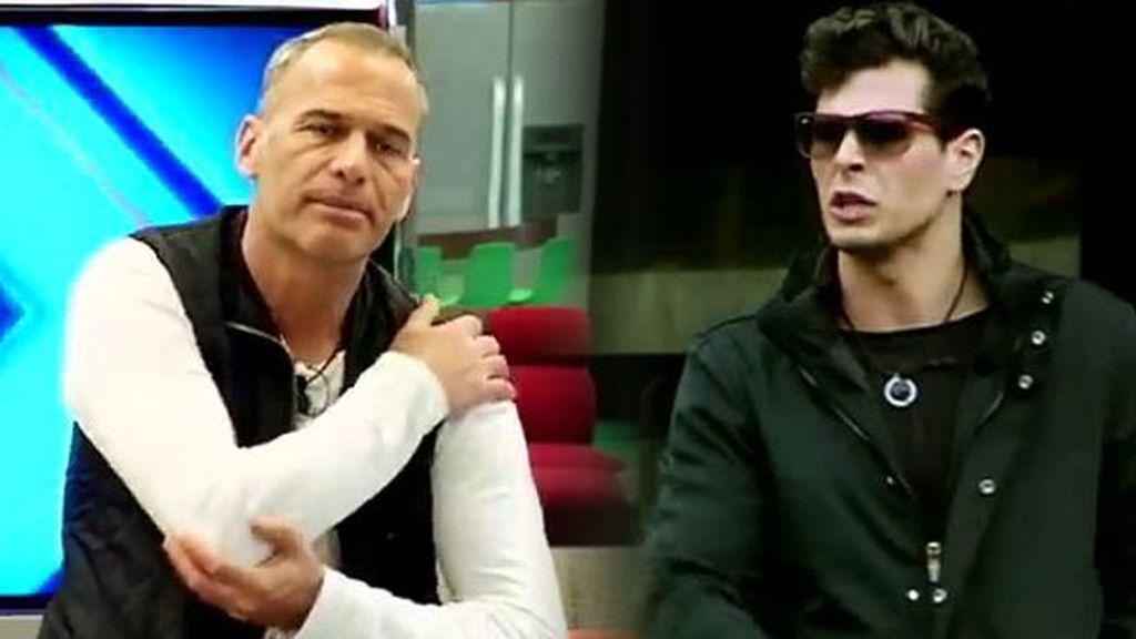 """Alejandro estalla tras la bronca con Carlos: """"No aguanto esto, no lo soporto"""""""