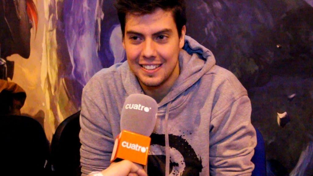 Enrique 'xPeke': Quiero entrar en LCS y demostrar que estamos entre los mejores