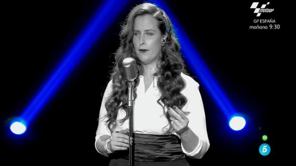 Robin Dee, la chica de la voz antigua, se atreve con un tema de Sharon Jones